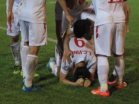 Myanmar 1-2 Viet Nam: Gia tri cua 'gung gia' - Anh 1