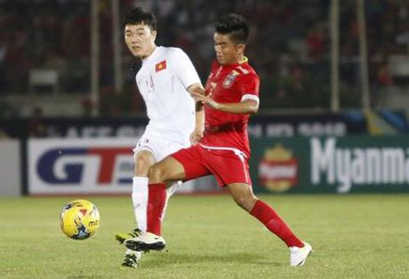 Myanmar 1-2 Viet Nam: Gia tri cua 'gung gia' - Anh 2