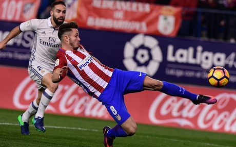 Toan canh chien thang hoanh trang cua Real truoc Atletico Madrid - Anh 1