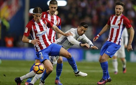 Toan canh chien thang hoanh trang cua Real truoc Atletico Madrid - Anh 2