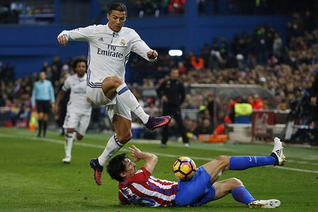 Toan canh chien thang hoanh trang cua Real truoc Atletico Madrid - Anh 7