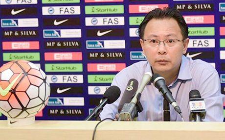 HLV Ong Kim See: 'Muc tieu cua Malaysia la vao chung ket AFF Cup 2016' - Anh 1