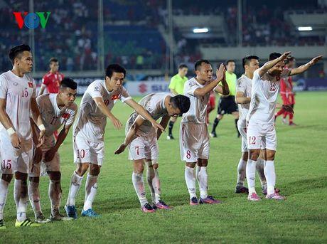 90 phut 'muot mo hoi' cua DT Viet Nam truoc Myanmar tai AFF Cup 2016 - Anh 16