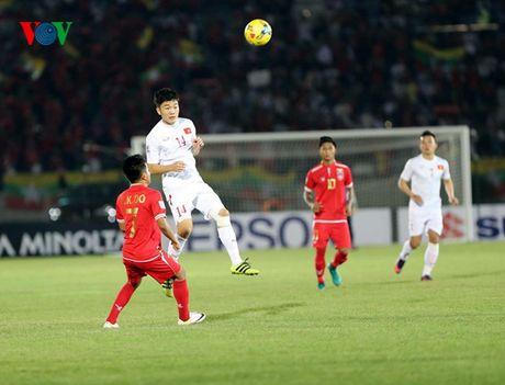 90 phut 'muot mo hoi' cua DT Viet Nam truoc Myanmar tai AFF Cup 2016 - Anh 4