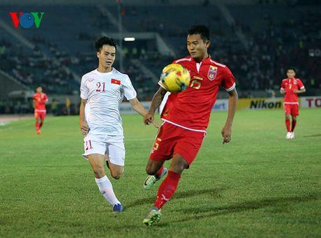 90 phut 'muot mo hoi' cua DT Viet Nam truoc Myanmar tai AFF Cup 2016 - Anh 5