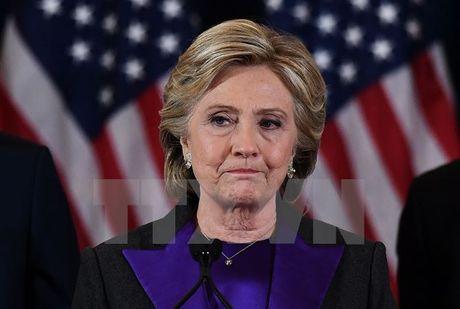 Bau cu My: Ba Clinton hon ong Trump 1,5 trieu phieu pho thong - Anh 1