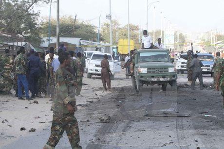 Somalia bat giu hang chuc phien quan Hoi giao cuc doan Al-Shabaab - Anh 1