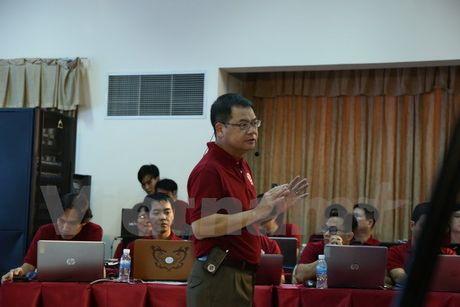Ung pho voi nguy co tan cong mang: Phong hon chua - Anh 2