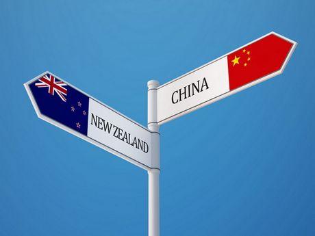 New Zealand va Trung Quoc khoi dong dam phan nang cap FTA - Anh 1