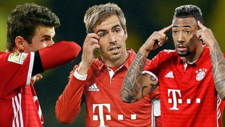 Bundesliga va du am Klassiker: 'Thoi vo doi' cua Bayern da qua? - Anh 3