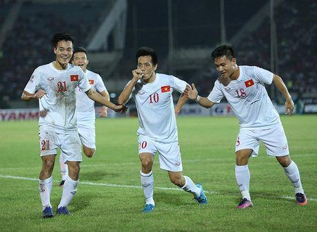 BLV Quang Huy chi ra sai lam cua DT Viet Nam truoc Myanmar - Anh 1