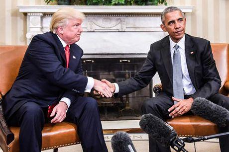 Roi Nha Trang, Obama van theo sat moi hanh dong Trump - Anh 1