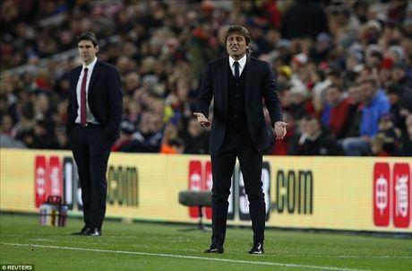Danh bai Middlesbrough nho Costa, Chelsea lan dau len dinh cung Conte - Anh 2