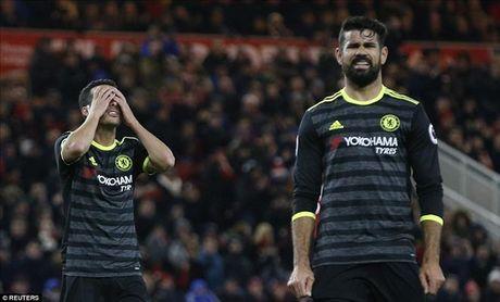 Danh bai Middlesbrough nho Costa, Chelsea lan dau len dinh cung Conte - Anh 3