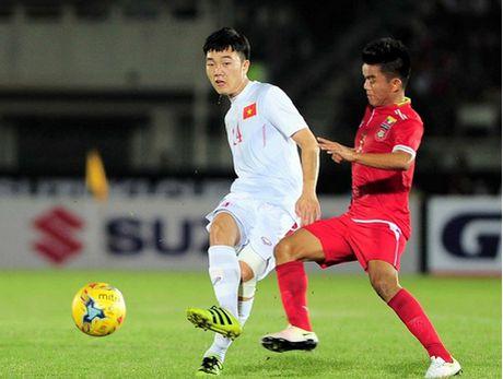 Xuan Truong la chan chuyen so 1 K-League va DT Viet Nam - Anh 1