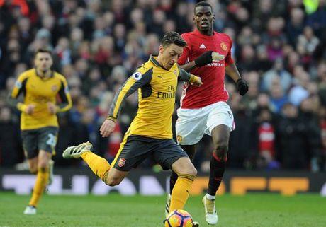 'Mesut Ozil khong du kha nang giup Arsenal vo dich Premier League' - Anh 1