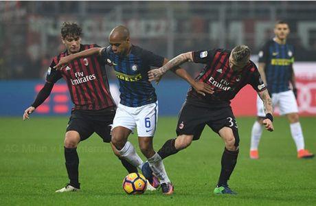 Pioli ra mat, Inter choi tro 'ruot duoi ty so' voi Milan - Anh 1