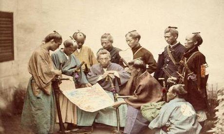 Loat hinh dac biet nhung vo si Samurai cuoi cung o Nhat - Anh 1
