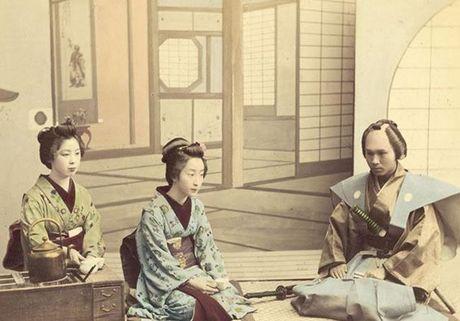 Loat hinh dac biet nhung vo si Samurai cuoi cung o Nhat - Anh 2