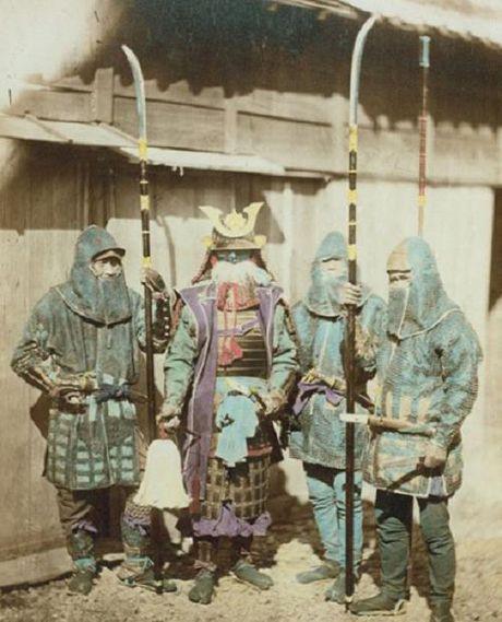 Loat hinh dac biet nhung vo si Samurai cuoi cung o Nhat - Anh 3