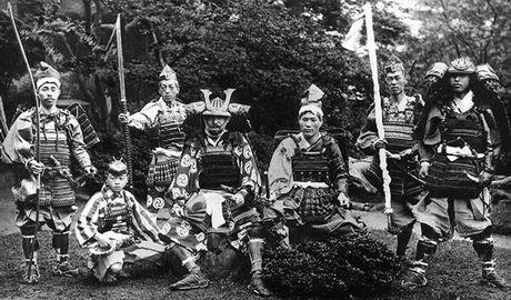 Loat hinh dac biet nhung vo si Samurai cuoi cung o Nhat - Anh 4