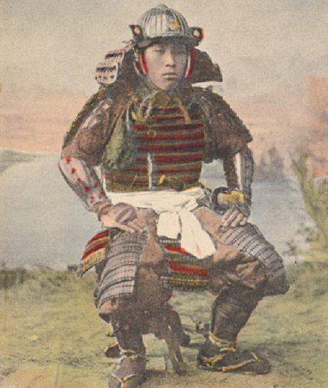 Loat hinh dac biet nhung vo si Samurai cuoi cung o Nhat - Anh 5