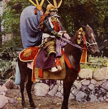 Loat hinh dac biet nhung vo si Samurai cuoi cung o Nhat - Anh 6