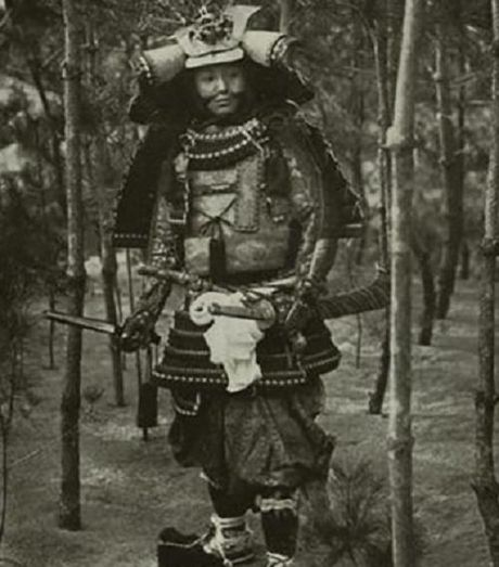 Loat hinh dac biet nhung vo si Samurai cuoi cung o Nhat - Anh 7