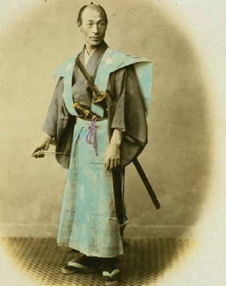 Loat hinh dac biet nhung vo si Samurai cuoi cung o Nhat - Anh 8
