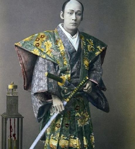 Loat hinh dac biet nhung vo si Samurai cuoi cung o Nhat - Anh 9