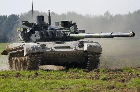 Kho tin: Phap san xuat dong co 'khung' cho xe tang T-72 - Anh 10