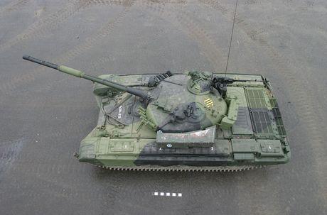 Kho tin: Phap san xuat dong co 'khung' cho xe tang T-72 - Anh 1