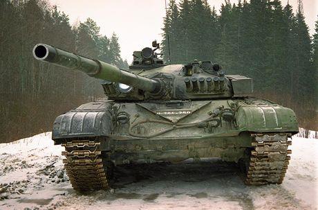Kho tin: Phap san xuat dong co 'khung' cho xe tang T-72 - Anh 2