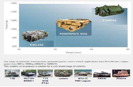 Kho tin: Phap san xuat dong co 'khung' cho xe tang T-72 - Anh 3
