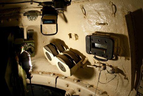 Hoang hon canh xe tang T-34-85 tac chien o Yemen - Anh 5