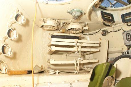 Hoang hon canh xe tang T-34-85 tac chien o Yemen - Anh 7