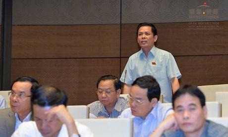 Dai bieu Quoc hoi: 'Do thi cua chung ta lai cang khong ban sac' - Anh 2
