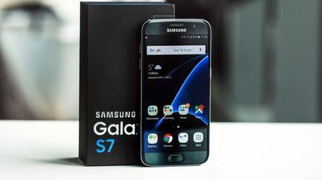 Samsung khang dinh Galaxy S7 khong bi loi pin - Anh 1