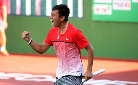 Ly Hoang Nam tut 2 bac tren bang xep hang ATP - Anh 2