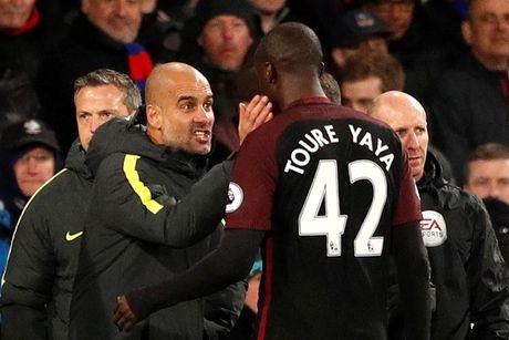 Pep Guardiola thua nhan da sai trong vu Yaya Toure - Anh 1