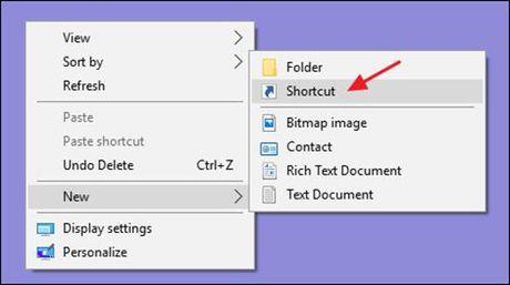 Ghim thu muc vao thanh Taskbar tren Windows 10 - Anh 1