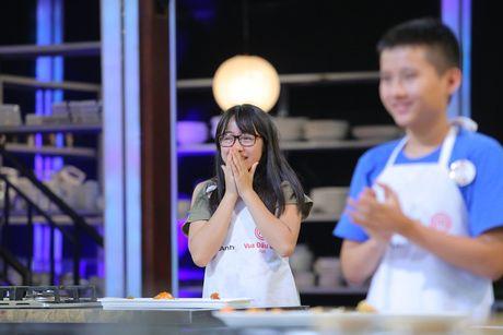 """Vua dau bep nhi: Tu tin voi mon sushi, """"cong chua tho"""" van bi loai - Anh 6"""
