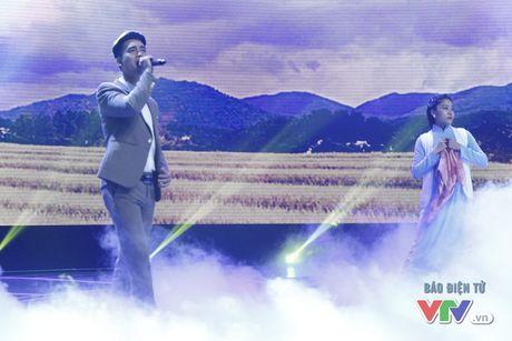 Tuan Phuong X-Factor khoe chat giong buon man mac trong Giai dieu tu hao - Anh 3