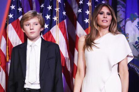 Ba Melania va con trai ut ong Trump se khong o Nha Trang - Anh 1