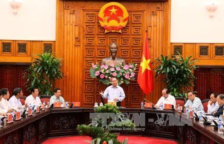 Thu tuong de nghi Soc Trang coi giam ngheo la nhiem vu quan trong - Anh 1