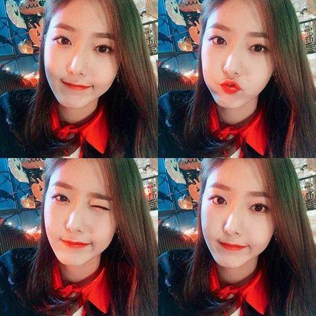 Sao Han 21/11: Na Eun khoe chan thang tap, SinB het ve lanh lung 'kho o' - Anh 7