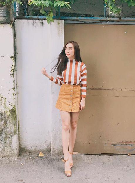 Street style sao Viet tuan mua dong nong nhu mua he - Anh 7