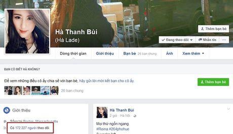 Facebook xoa sub ao, nhieu sao Viet, hot teen bat ngo mat qua nua luot theo doi - Anh 3