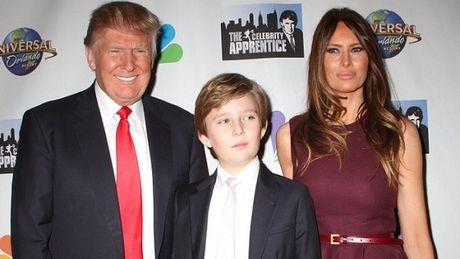Ong Trump xac nhan vo va con trai ut khong chuyen vao Nha Trang - Anh 1