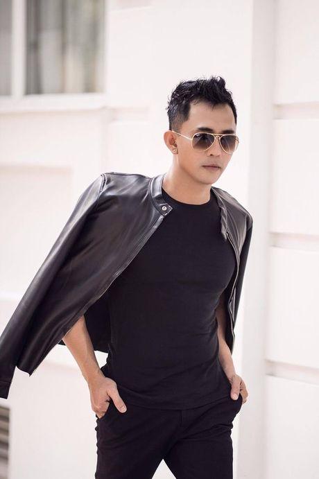 Tony Nguyen the hien dang cap voi gam den huyen bi - Anh 5